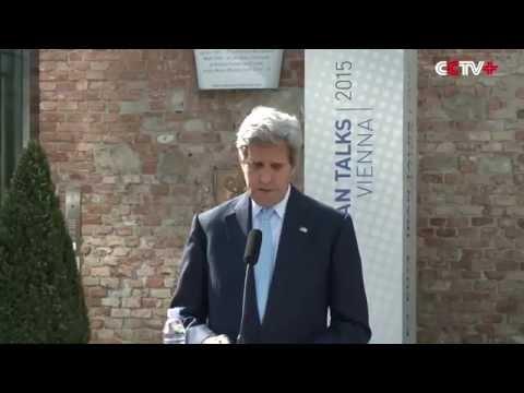 Iran, World Powers Aim to Finish Nuclear Talks on Time: John Kerry