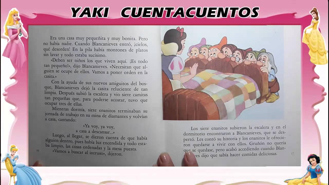 Blancanieves video cuento infantil de princesas - Blancanieves youtube cuento ...