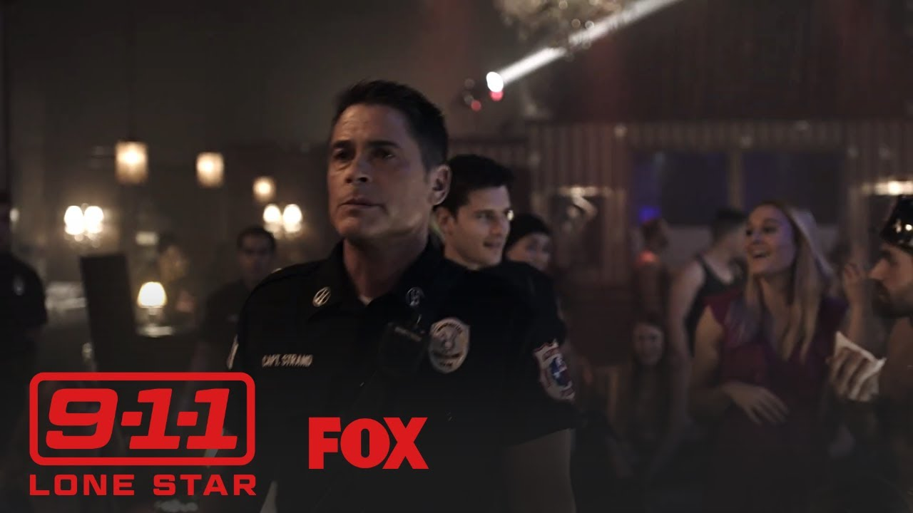 Download The Team Helps Settle A Brawl At A Strip Club | Season 1 Ep. 5 | 9-1-1: LONE STAR