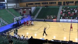 U17 Girls - Saskatchewan vs. Ontario