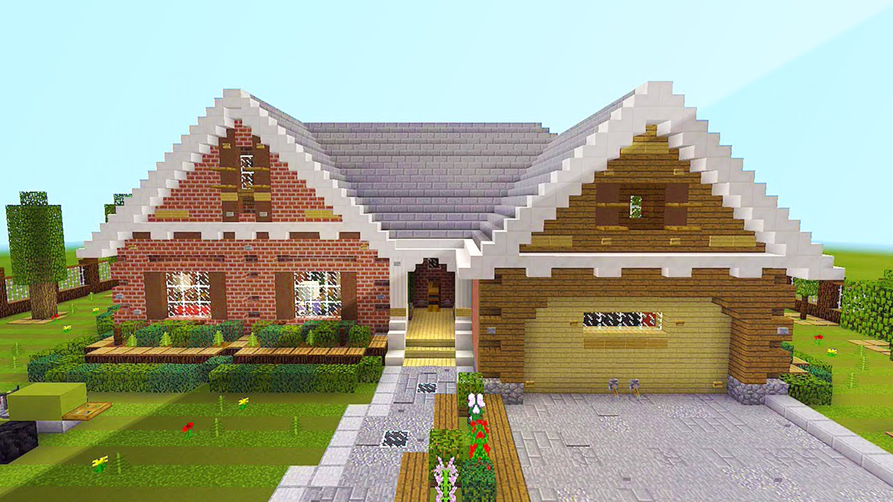 Traditional Mansion Minecraft Pe Maps Pocket Edition