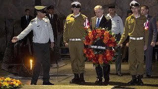 Israel marks Holocaust Remembrance Day