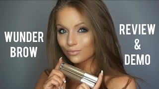 ab3a8f17c38 wunderbrow brunette - Video Search Results