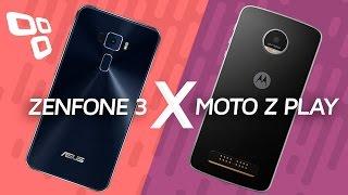 Comparativo Zenfone 3 x Moto Z Play: qual é o melhor smartphone? - TecMundo