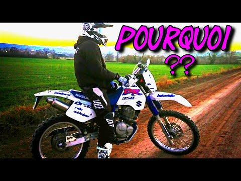 POURQUOI J'AI CHOISI LA DR 350 👍 (Enduro, Prix, Assurance, Entretien, Permis A2, Fiabilité, Poids)