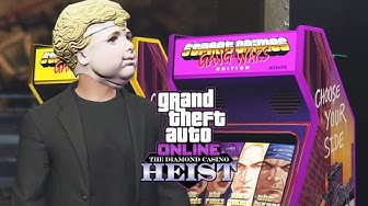 GTA Online Casino Heist — TEUERSTE SPIELHALLE kaufen! — GTA 5 Diamond Heist Update