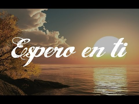Espero en ti-Sergio Vargas