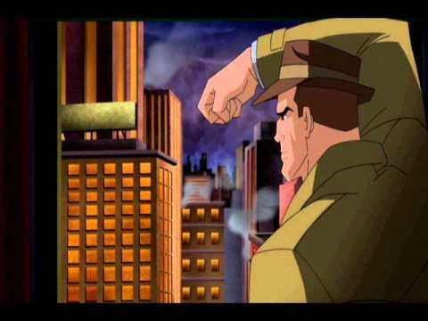 Superhero Rewind: Justice League New Frontier Review