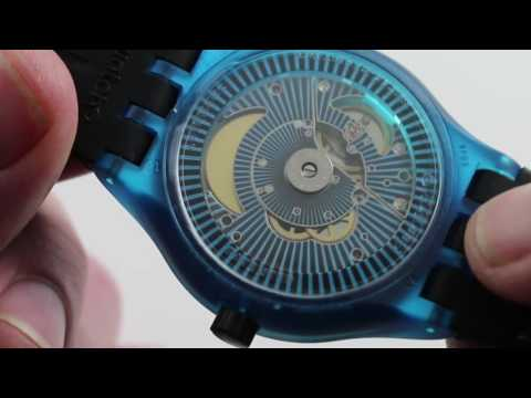 Robo Chrono: Swatch Sistem51 Sistem Blue Showcase and Perspective