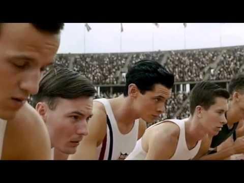 Louis Zamperini Olympic Race- Unbroken