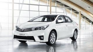 Toyota Corolla 2017 Тест драйв и Обзор, Технические характеристики ¦ Автоэксперт Pro Автомобили