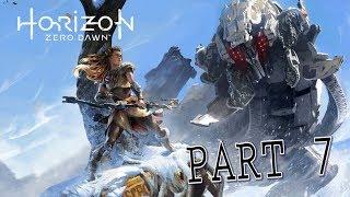 Horizon Zero Dawn Walkthrough Gameplay Pt 7