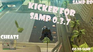 Kicker Samp RP 0.3.7