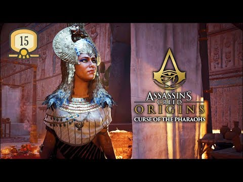 "Assassin's Creed: Origins (""Curse of the Pharaohs"" Pt.2) Trivia Walkthrough"
