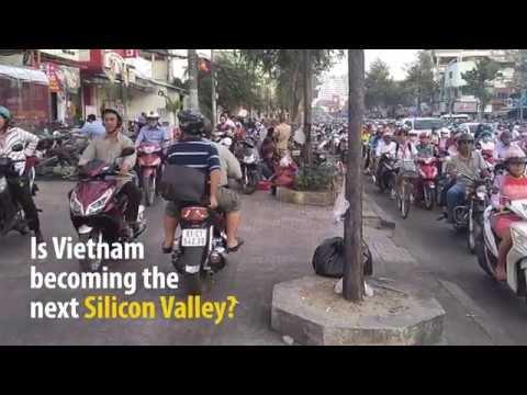 Why Vietnam could be the world's next Silicon Valley