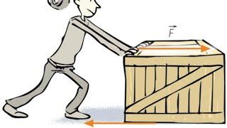 Ejercicio resuelto calcular fuerza para mover peso conociendo aceleracion