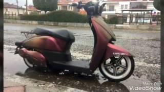 Modifiyeli elektrikli bisiklet 9