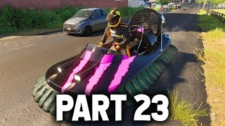 The Crew 2 Gameplay Walkthrough Part 23 - FREESTYLE ULTIMATE EVENT & HOVERCRAFT (Full Game)