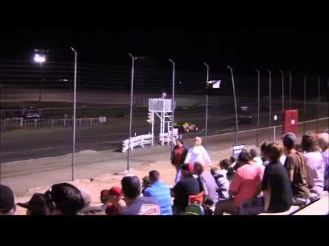 IMCA Sport Mods at Lubbock Speedway 8-21-15