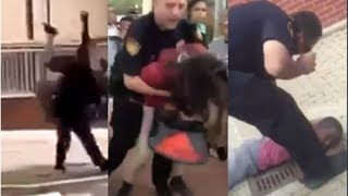 Police Body Slamming Students Is Now A Thing, What Can Be Done?