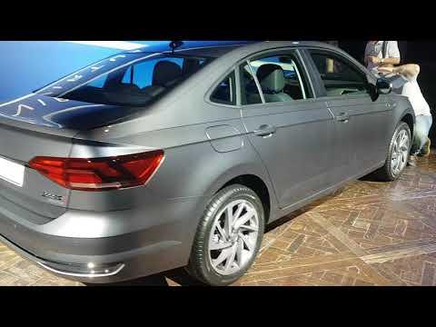 Volkswagen Virtus - detalhes internos e externos - www.car.blog.br