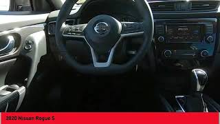 2020 Nissan Rogue Asheville NC LC736860