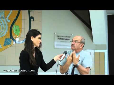 Rencontre avec André Chiron au Festival Brassens - Vaison la Romaine