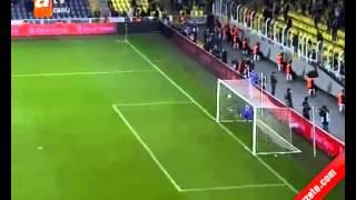 Fenerbahçe Bursaspor 2 - 0 Gol Semih Şentürk Ziraat Türkiye Kupası 23 Ocak 2013