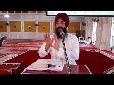 ਤ੍ਰਿਗੁਣ ਤ੍ਰੈਗੁਣ ਰਜੋ ਤਮੋ ਸਤੋ Trigun Rajo Tamo Sato Rajas Tamas Satak - Giani Amritpal Singh Ludhiana