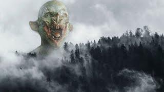 Monstruos Reales Viviendo en los Bosques del Planeta.