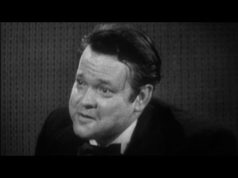 Orson Welles discusses the effect of violent films - Talk Collection - BBC Four
