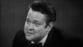 Orson Welles discusses the effect of violent films - Talk Collection - BBC Four