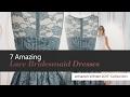 7 Amazing Lace Bridesmaid Dresses Amazon Winter 2017  Collection