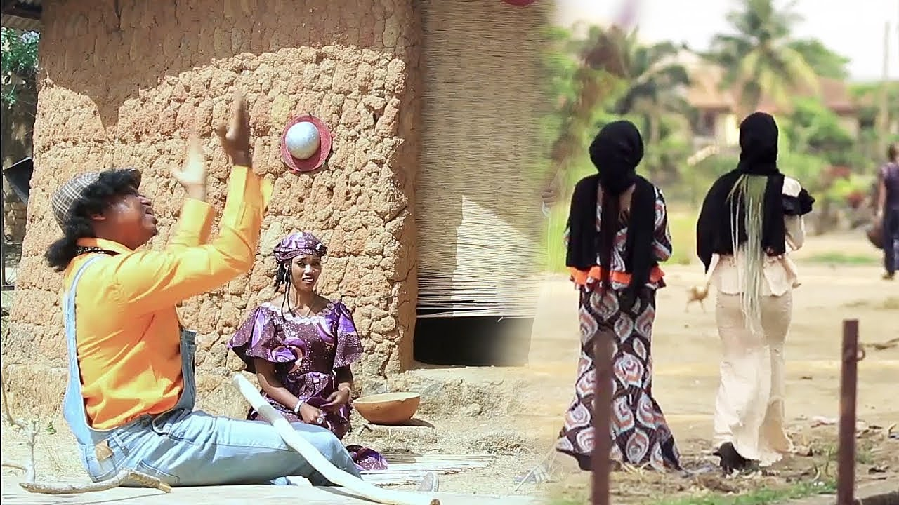 Download yayi mata addua amma ya kamu da son kawaye biyu - Hausa Movies 2021 | Hausa Films 2021