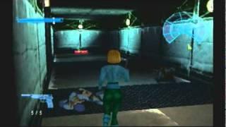 Ps1 game: Danger Girl P12
