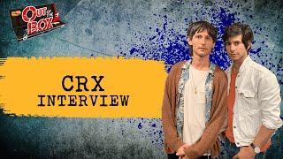 CRX's Nick Valensi and Darian Zahedi Talk 'PEEK,' The Strokes and More