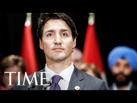 Canada's Justin Trudeau Is Facing His Most Explosive Crisis Yet | TIME