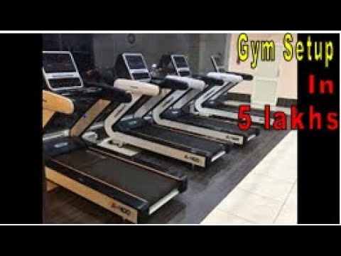 Open Gym In 5 Lakhs Budgets
