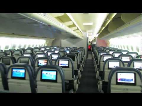 |NEW CABIN!| Delta Air Lines 747-400(74S) Cabin Tour