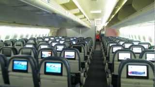 Video |NEW CABIN!| Delta Air Lines 747-400(74S) Cabin Tour download MP3, 3GP, MP4, WEBM, AVI, FLV Juni 2018