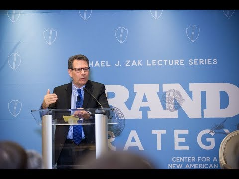 Michael J. Zak Grand Strategy Lecture featuring Robert Kaplan | March 7, 2018