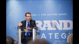 Michael J. Zak Grand Strategy Lecture featuring Robert Kaplan   March 7, 2018