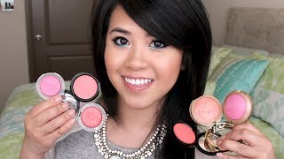The BEST of Blushes: Drugstore to Highend Thumbnail