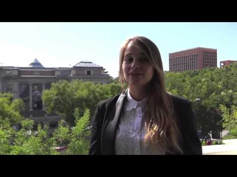 Placement International J1 Visa Program; Justine Caresmel