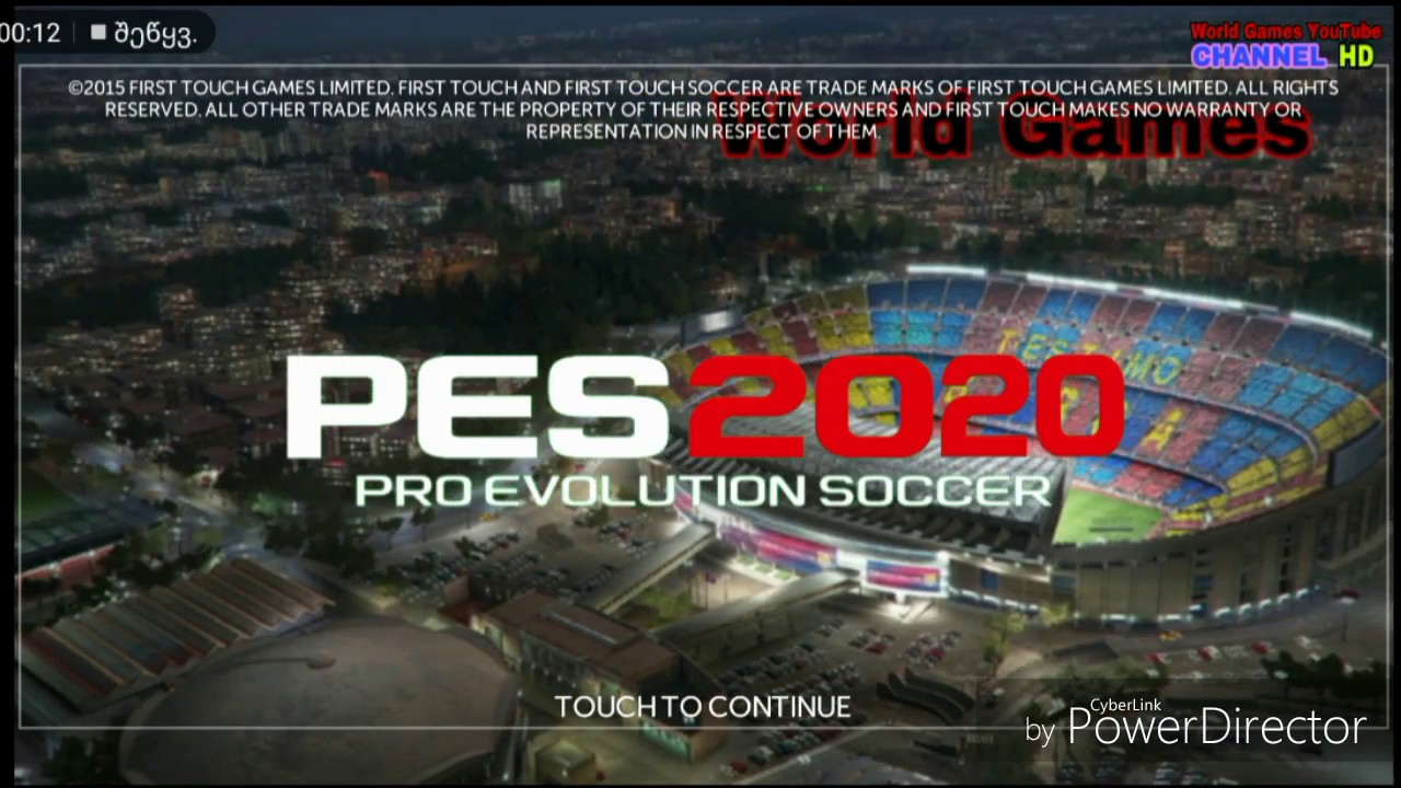 Best Mod Of 2020 How To Download FTS 20 Mod Pes 2020 Players Update (Best Mod) HD