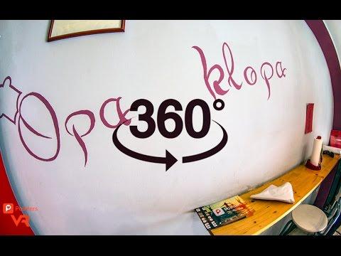 Opa klopa — Osijek | 360º VR | Pointers Travel