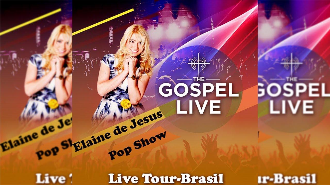 Como Fazer um Flyer Gospel /// PSD Free /// ( Elaine de Jesus)