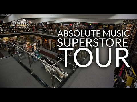 Absolute Music Walkthrough Tour