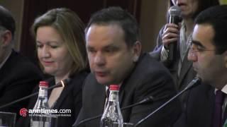 Ներդրումների ներգրավման եվրոպական փորձը փոխանցվել է հայաստանյան իրավասուներին