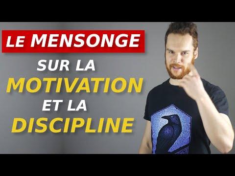 Le MENSONGE sur la MOTIVATION et la DISCIPLINE #0225